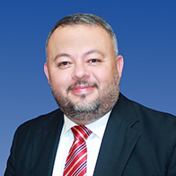 Lou Mendoza, International Board Member